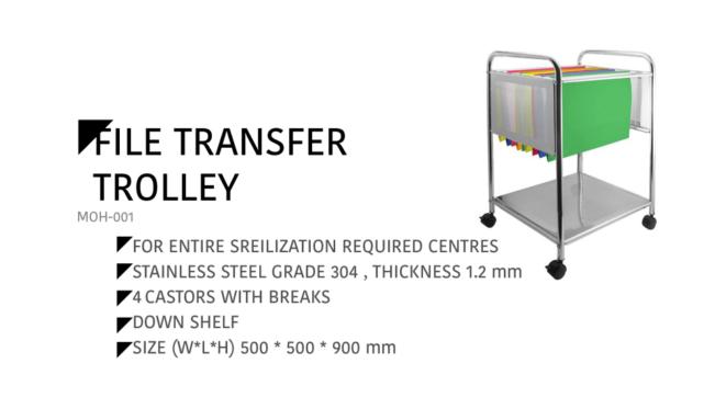 File Transfer Trolley